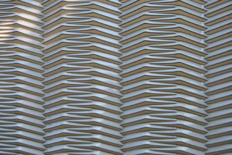 maille déployée EXPO, maille asymétrique, maille pour architecture métallique