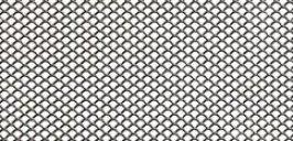 square mesh metal deploye