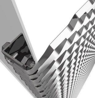 système de fixation pour métal déployé