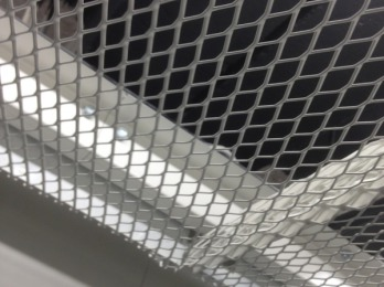 METAL ETIRE: bac pour plafond suspendu
