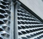 maille metal deploye pour construction métallique