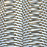 maille asymétrique de métal déployé pour dalle plafond 60x60
