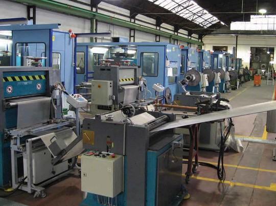 production metal deploye