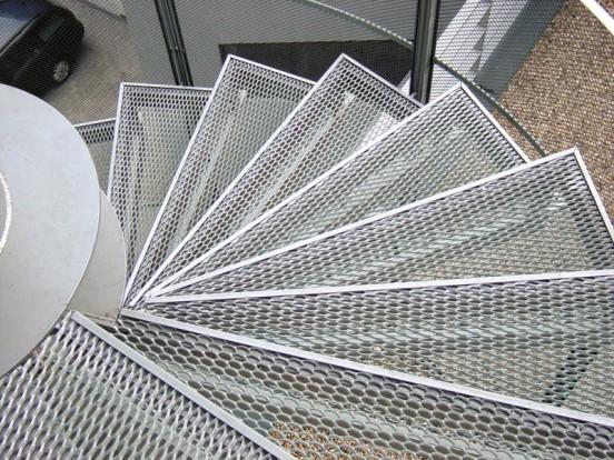 metal deploye acier, maille déplyée 200mm, metal deploye metal etire