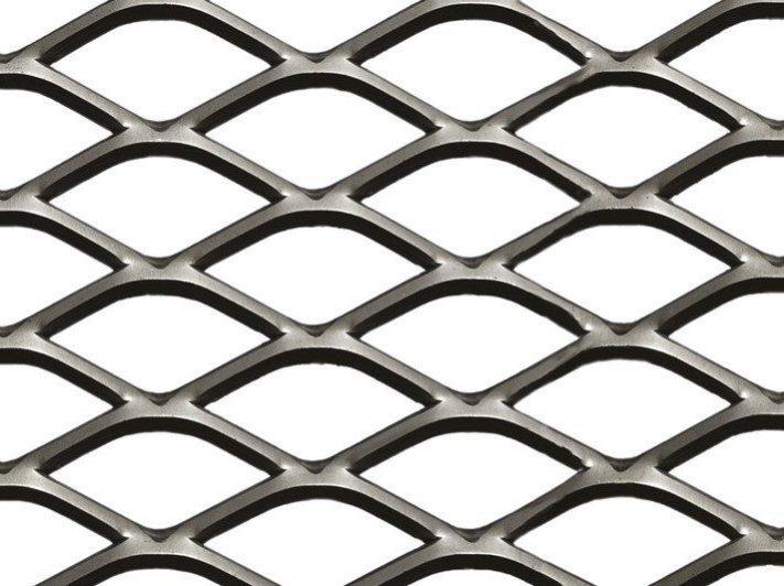 maille metal deploye acier pour platelage métallique