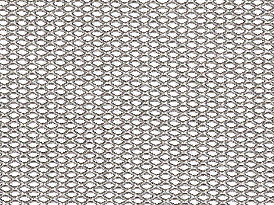 metal étiré maille 8x4