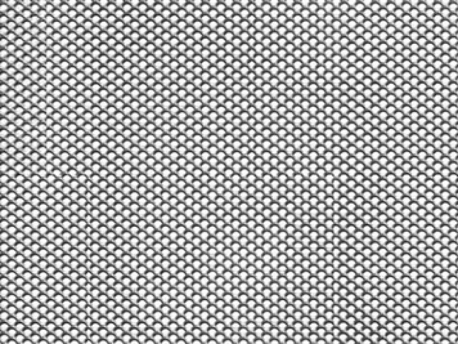 tissu métallique micro perforé