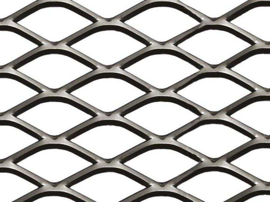 métal étiré acier pour garde-corps