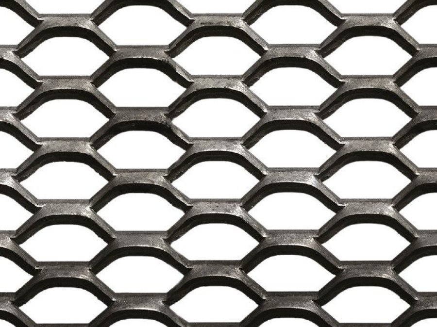 expanded metal heavy mesh