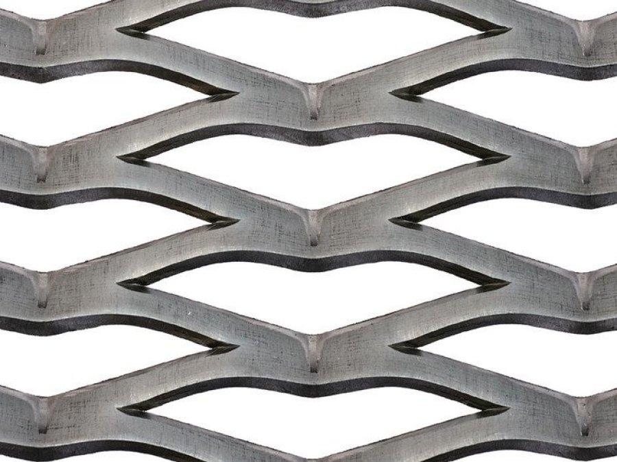métal déployé acier galva