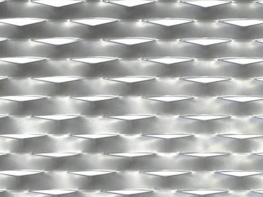 metal deploye acier ou aluminium LD62 mm