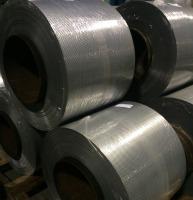 métal déployé en bobine
