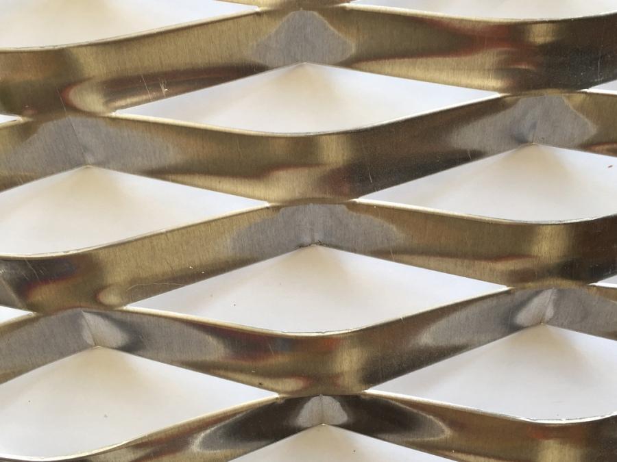 métal déployé acier