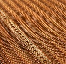 toile métallique cuivre, maille inox, tissu métallique