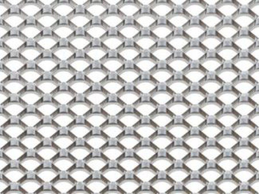 metal deploye aluminium, petite maille alu, metal etire soho, marianitech expanded metal, tole perfore