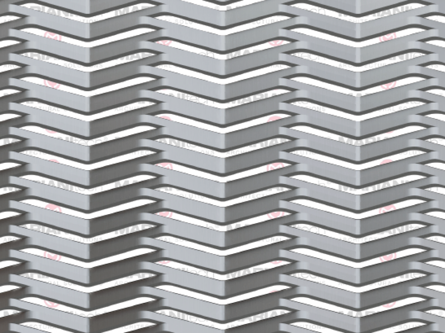 metal etire Flaminio light, MARIANItech maille 115, metal deploye 115 xs