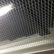 résille pour plafond métal