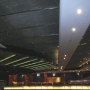 plafond métallique