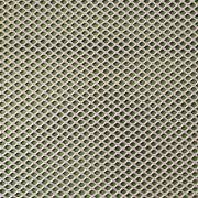 plafond métal perforé