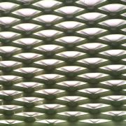 plafond stretch metal