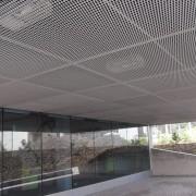plafond métal déployé acier galvanisé