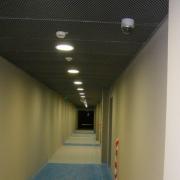bac plafond métal pour couloir