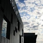 facade acier italie
