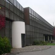 Tissu metallqiue pour facade acier