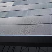 cassette métallique pour façade