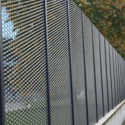 clôture métal déployé alu