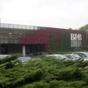 mur végétal acier